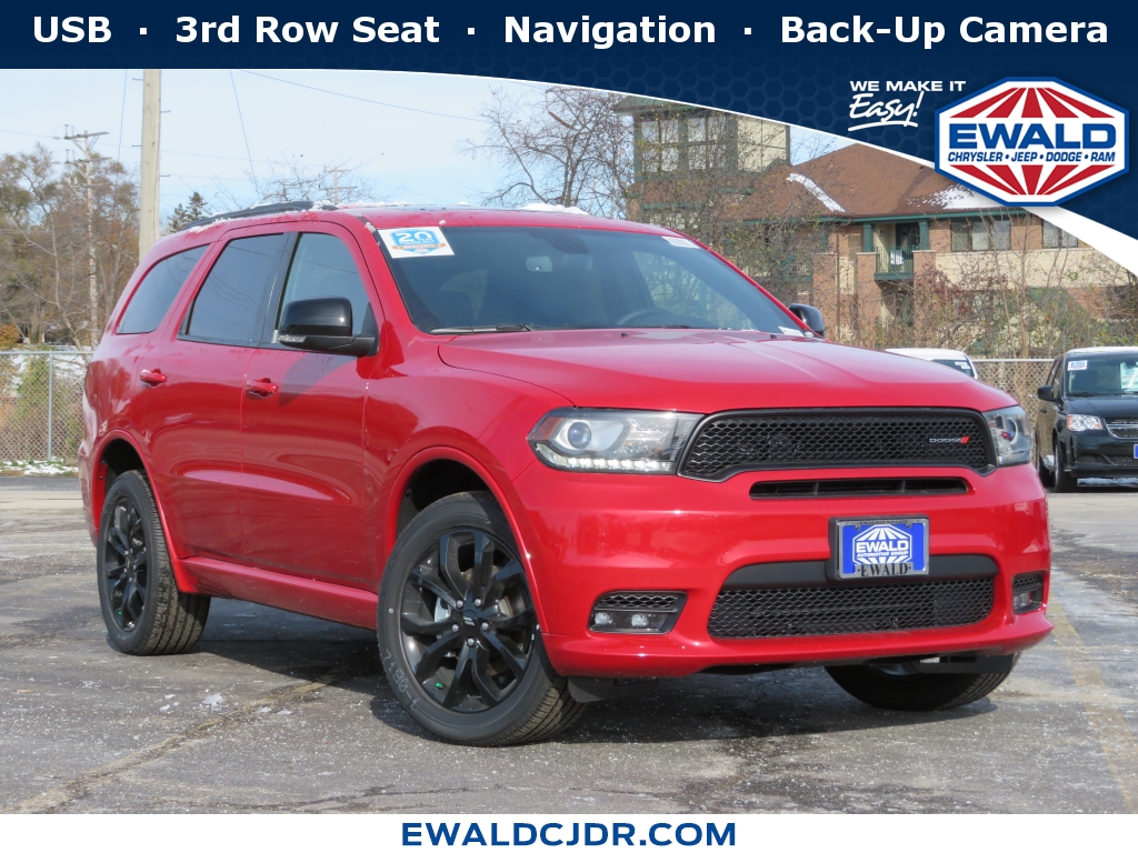 2016 Dodge Durango Limited, DP53946, Photo 1
