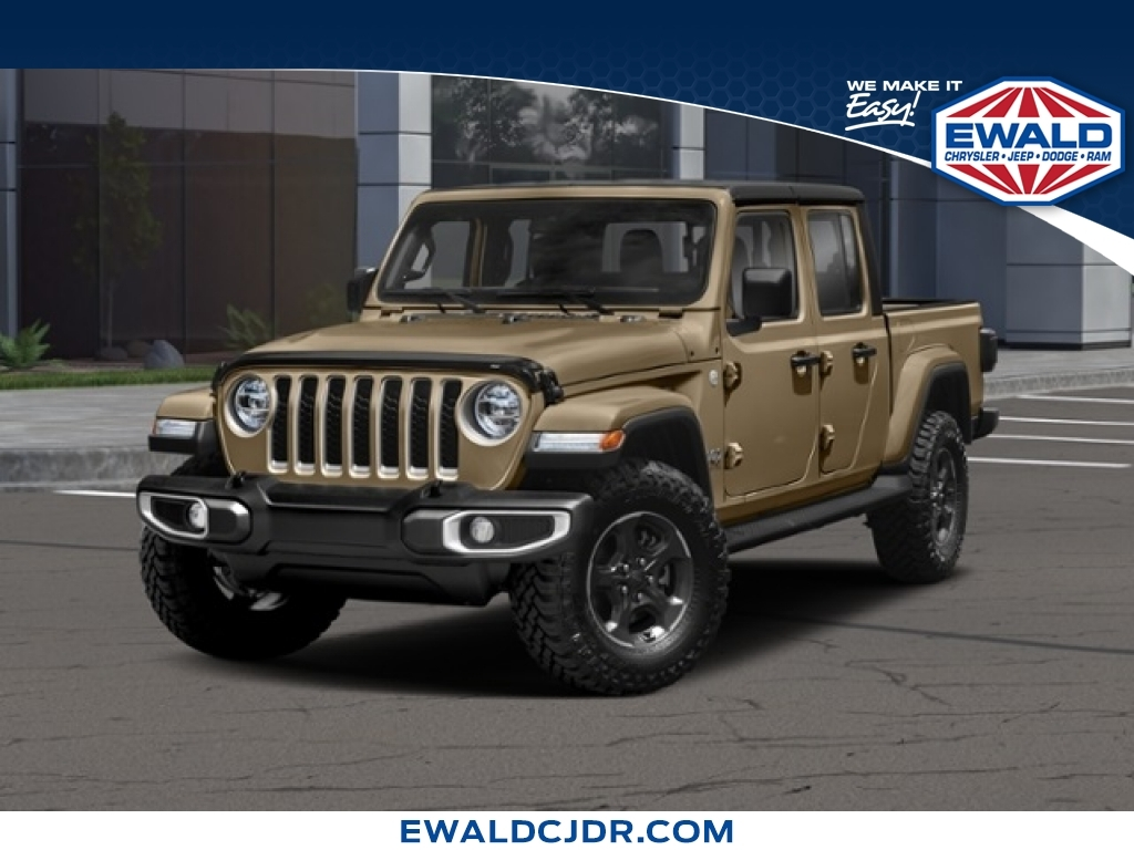2020 Jeep Gladiator Sport S, NA54015, Photo 1