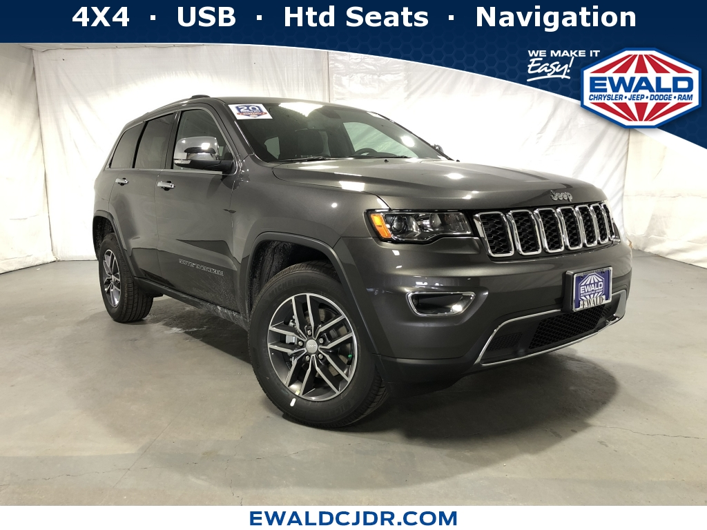 2020 Jeep Grand Cherokee Limited, JL158, Photo 1