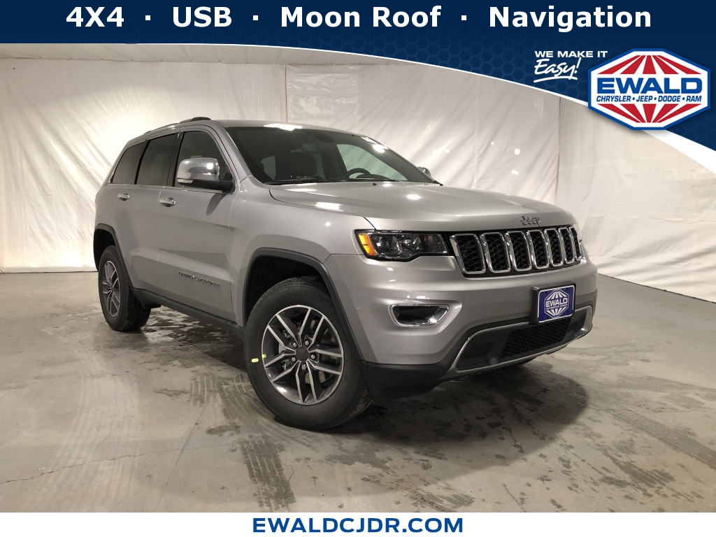 2020 Jeep Grand Cherokee Limited, JL239, Photo 1