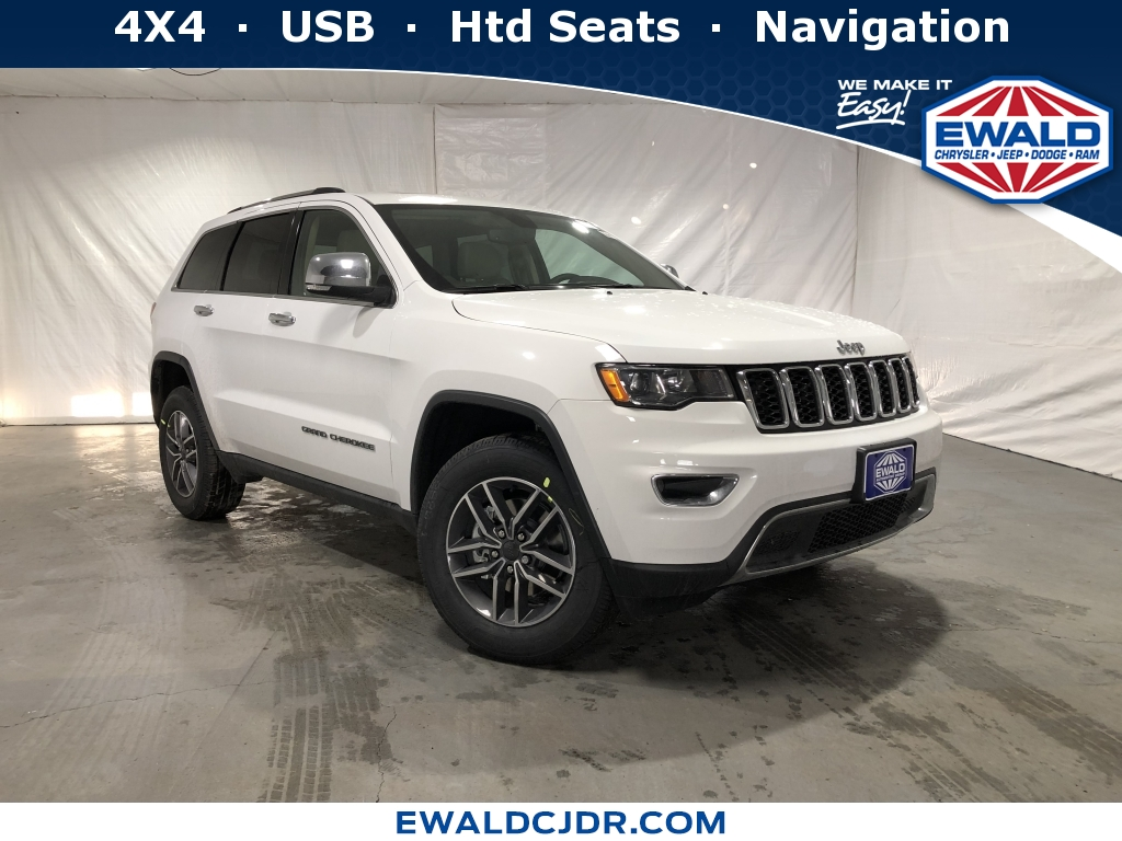 2020 Jeep Grand Cherokee Limited X, JL277, Photo 1