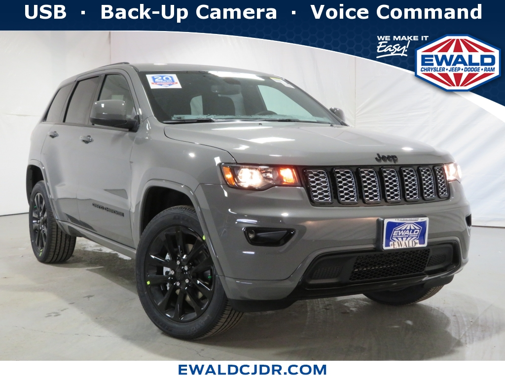 2020 Jeep Grand Cherokee Limited, JL211, Photo 1