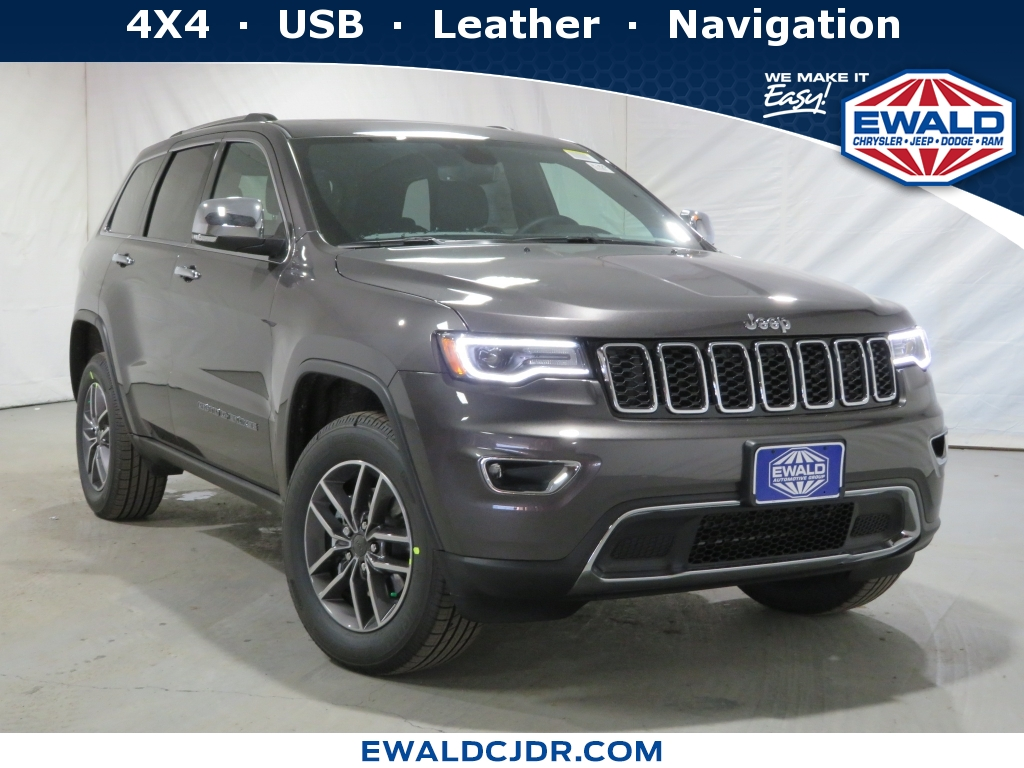 2020 Jeep Grand Cherokee Limited, JL161, Photo 1