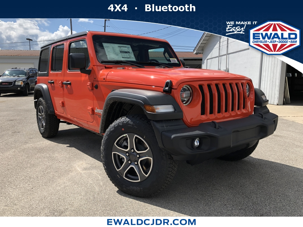 2011 Jeep Wrangler Sahara, JJ699A, Photo 1