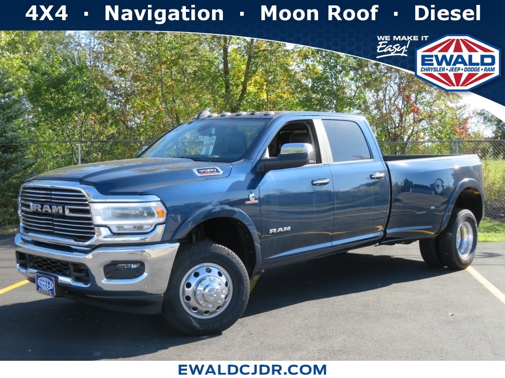 2020 Ram 3500 Big Horn, DL150, Photo 1