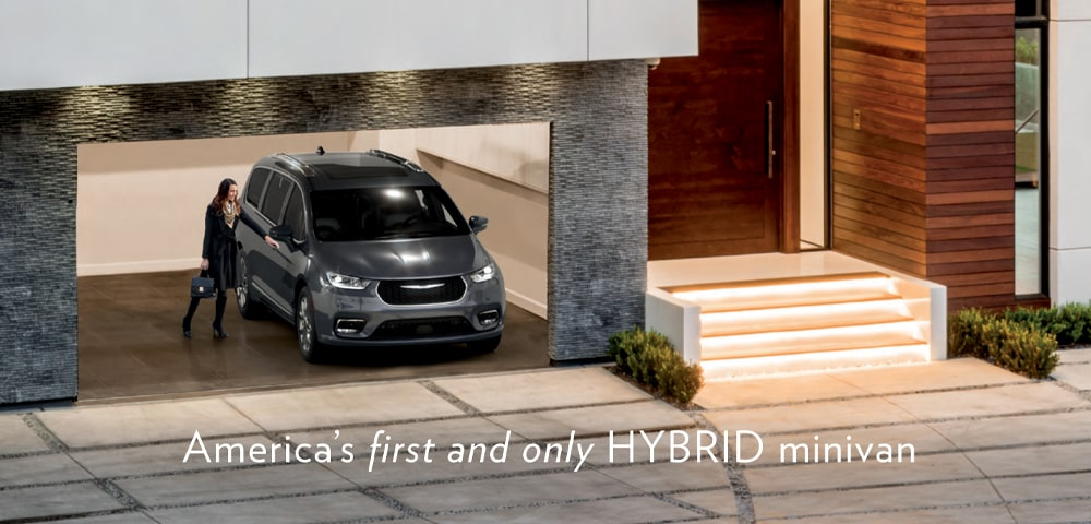 America's First & Only Hybrid Minivan