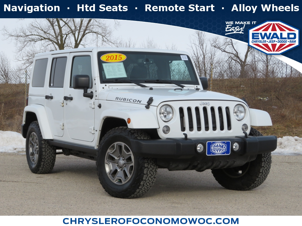 2015 Jeep Wrangler Unlimited Sport, CN1761A, Photo 1
