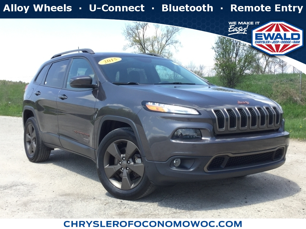 2016 Jeep Cherokee Latitude, CN1707, Photo 1