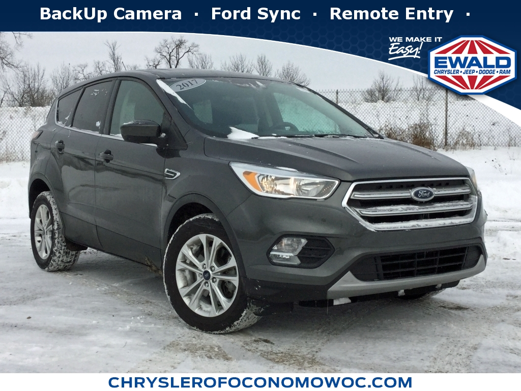 2017 Ford Edge Titanium, CP1672, Photo 1