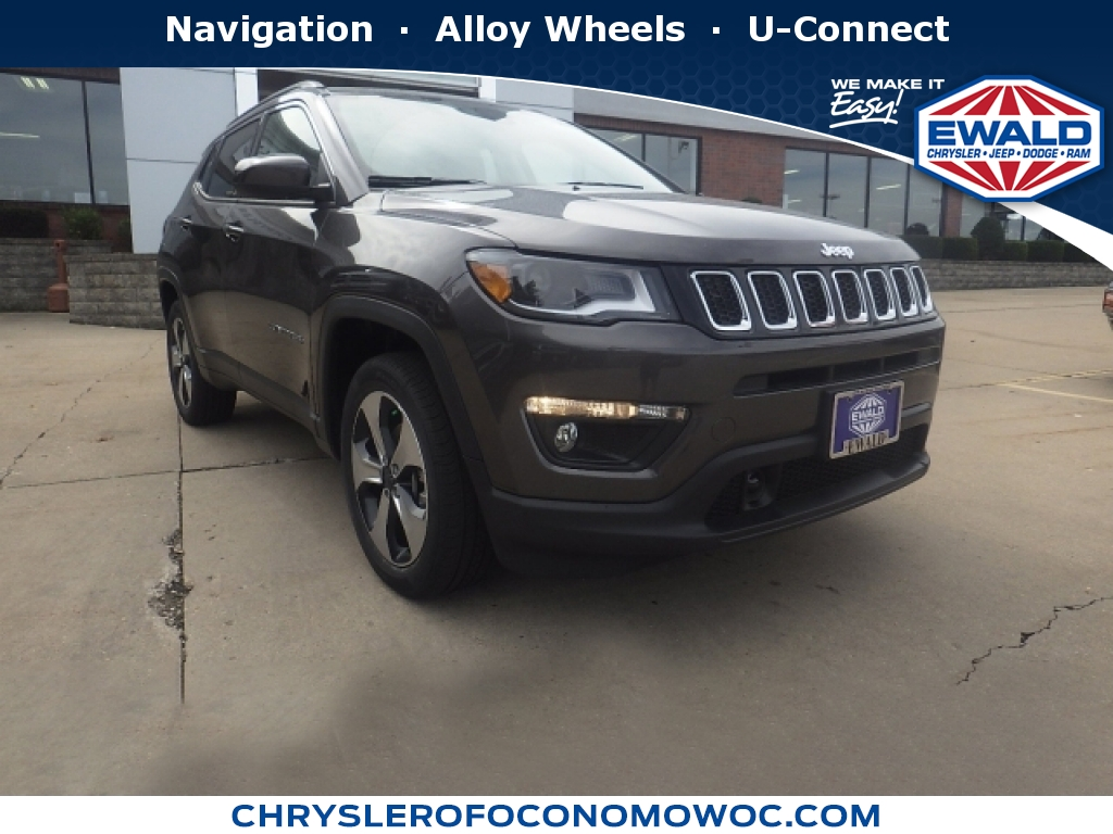 2017 Jeep Compass Latitude, C17J259, Photo 1