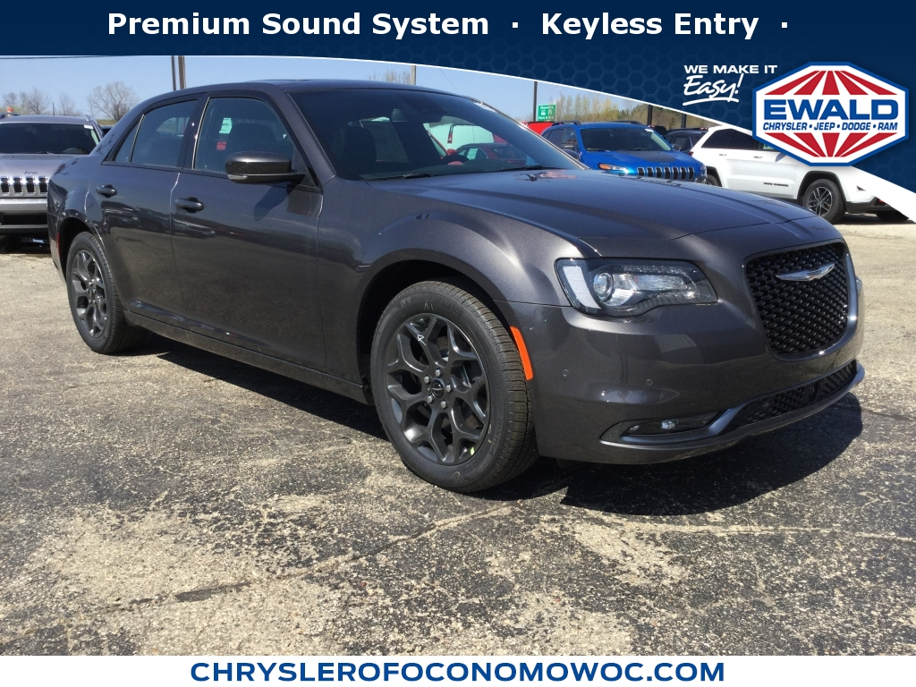 2018 Chrysler 300 300S, C18D46, Photo 1