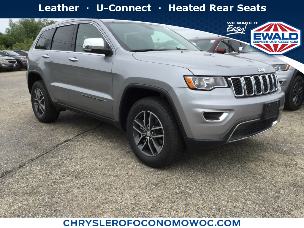 2018 Jeep Grand Cherokee Sterling Edition, C18J270, Photo 1