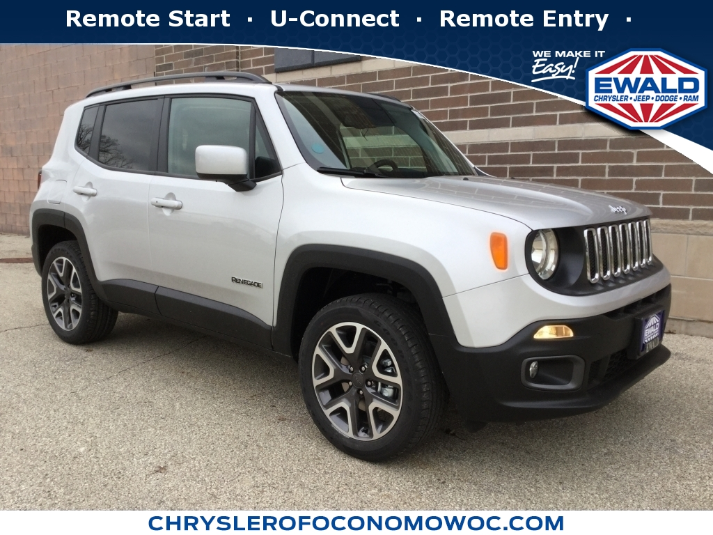 2018 Jeep Renegade Latitude, C18J426, Photo 1