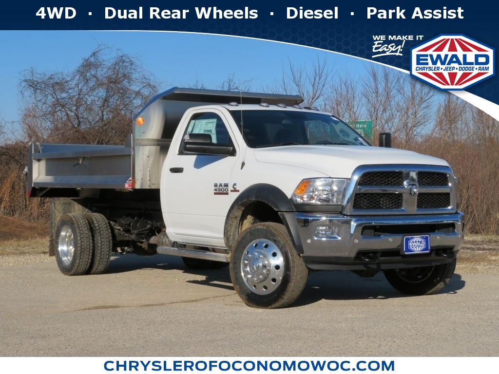 2017 Ram 5500 Chassis Cab Tradesman, CD13113A, Photo 1