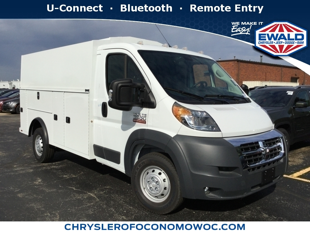 2018 Ram ProMaster City Cargo Van Tradesman, D18D406, Photo 1