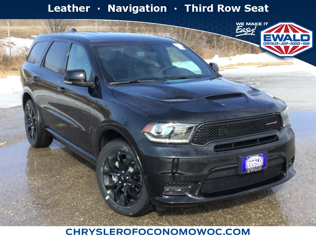 2018 Dodge Durango GT, CN1649, Photo 1