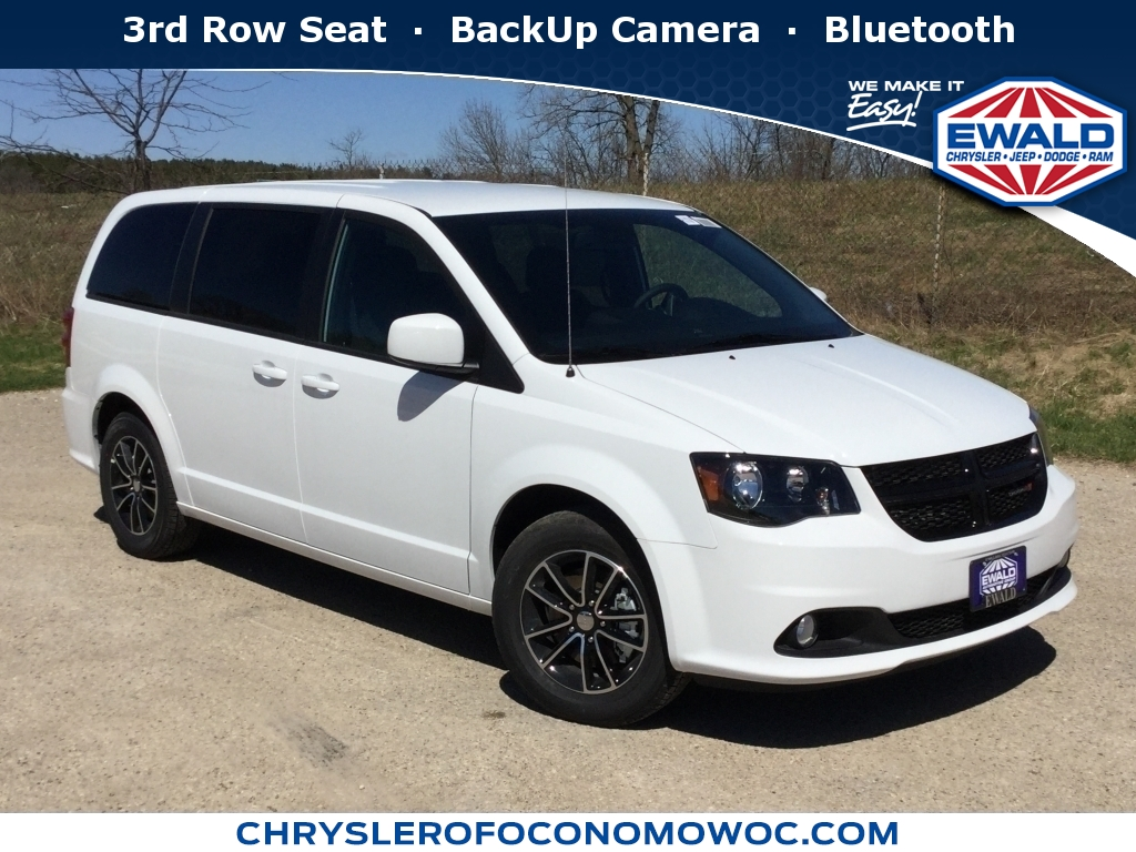 2019 Dodge Grand Caravan SE Plus, D19D34, Photo 1