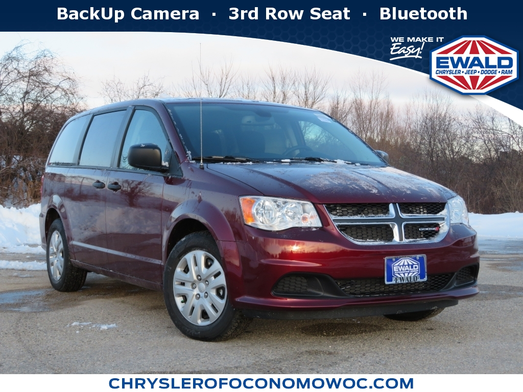 2019 Dodge Grand Caravan SE 35th Anniversary Edition, D19D672, Photo 1