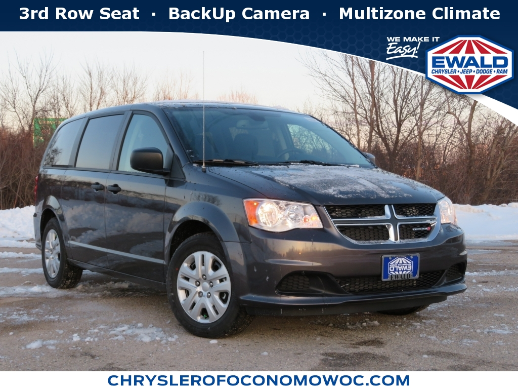 2016 Dodge Grand Caravan SE Plus, D19D662A, Photo 1