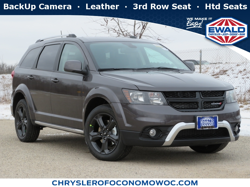 2020 Dodge Journey SE Value, D20D301, Photo 1