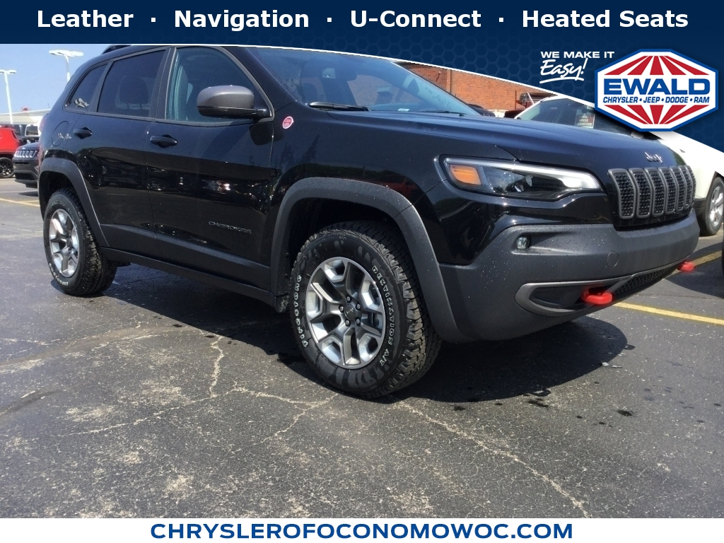 2019 Jeep Cherokee Limited, C19J122, Photo 1