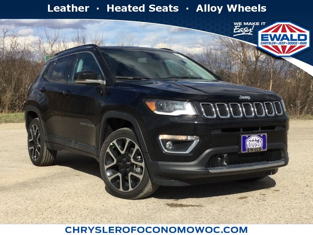 2019 Jeep Compass Limited, C19J179, Photo 1