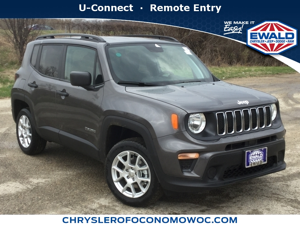 2019 Jeep Renegade Latitude, C19J203, Photo 1