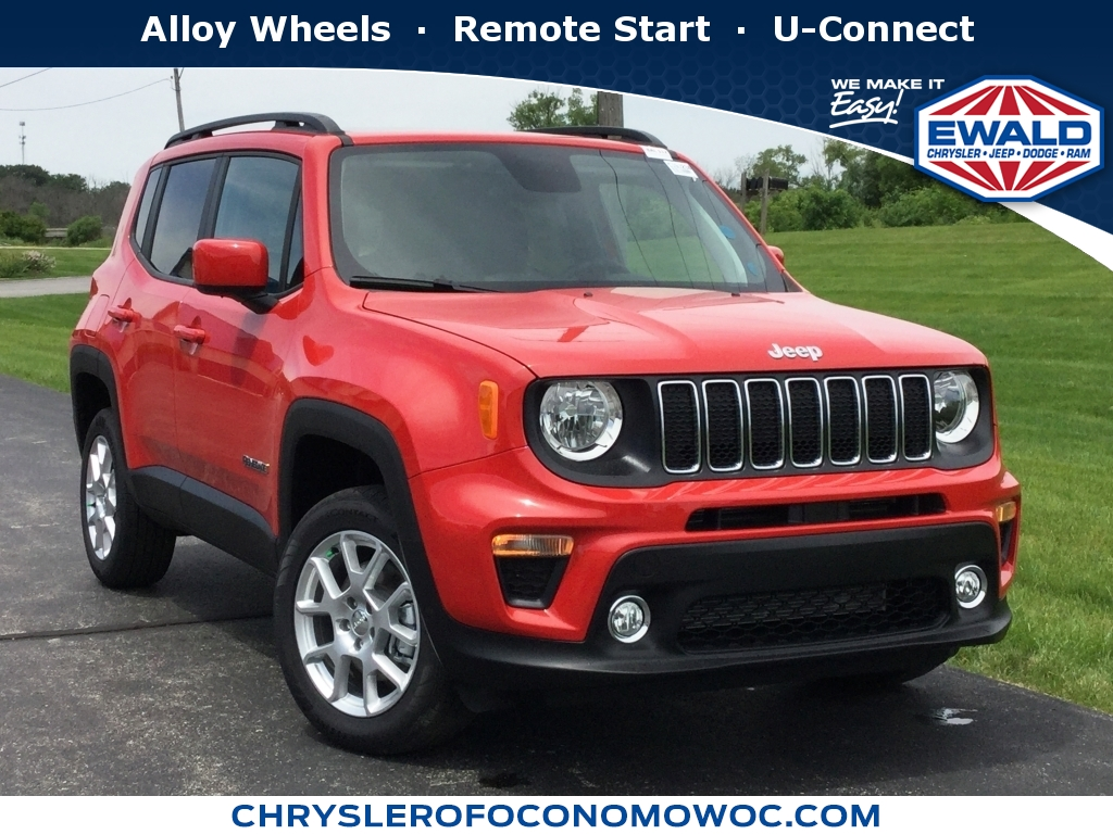 2019 Jeep Renegade Latitude, C19J252, Photo 1