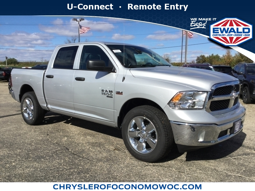 2019 Ram 1500 Classic Tradesman, D19D54, Photo 1