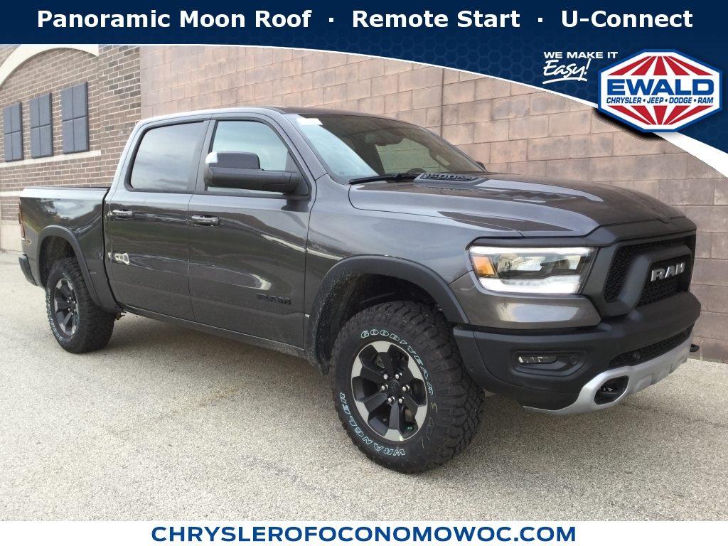 2019 Ram 1500 Big Horn/Lone Star, D19D41, Photo 1