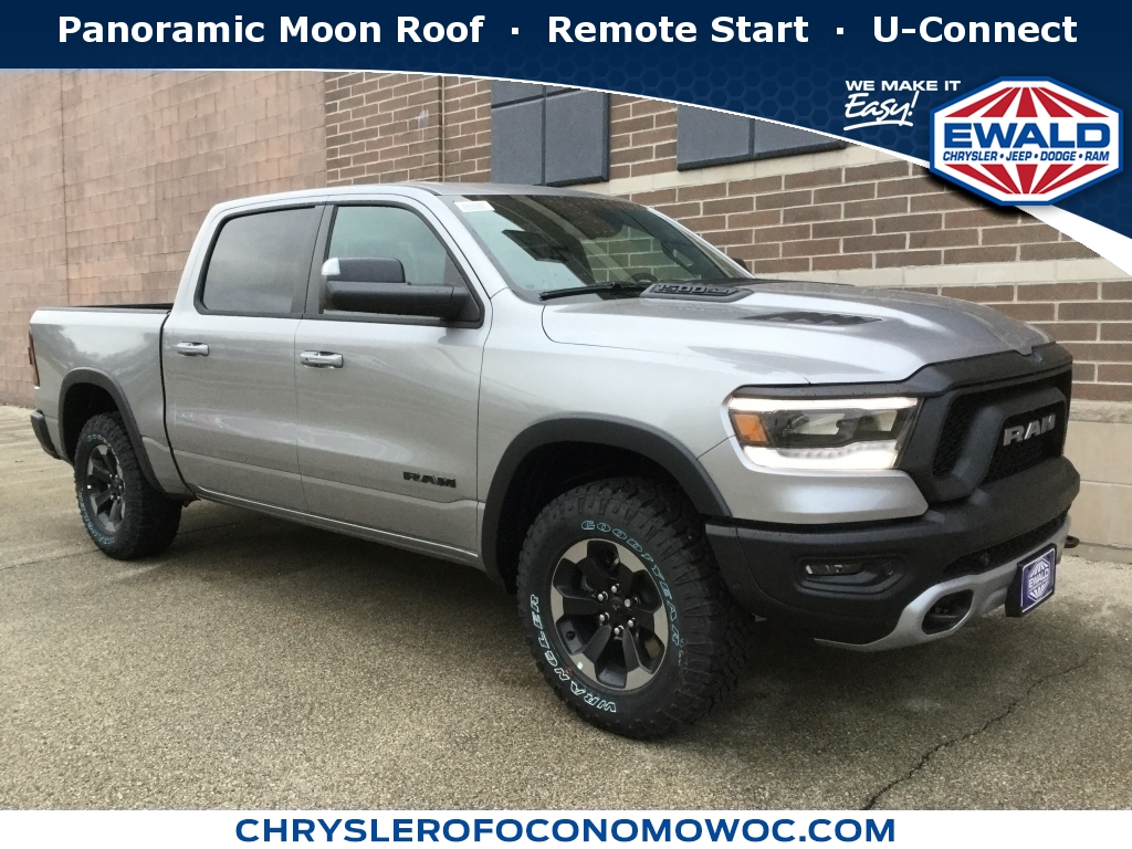 2019 Ram 1500 Tradesman, D19D7, Photo 1