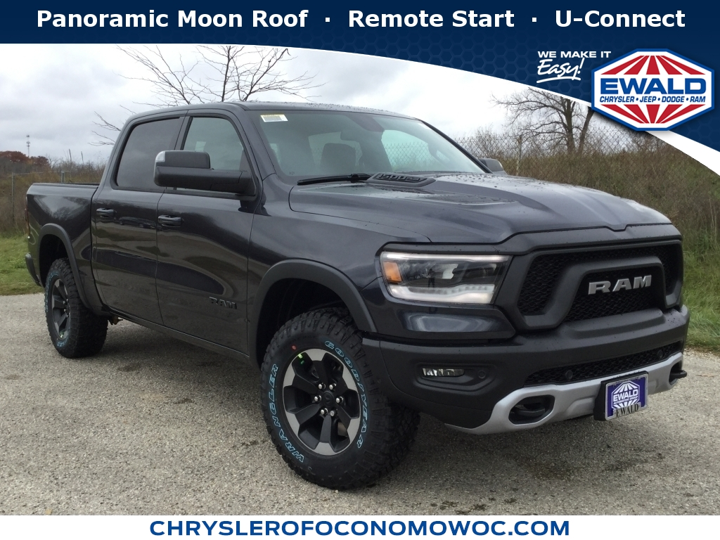 2019 Ram 1500 Big Horn, D19D12, Photo 1