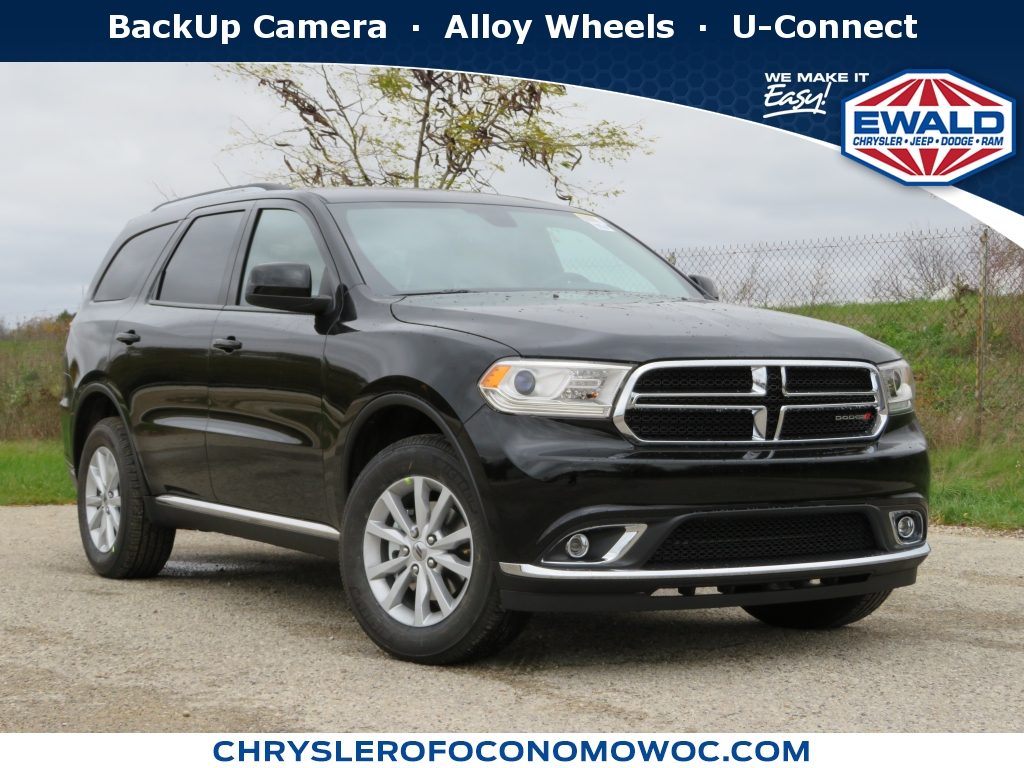 2020 Dodge Durango GT Plus, D20D17, Photo 1