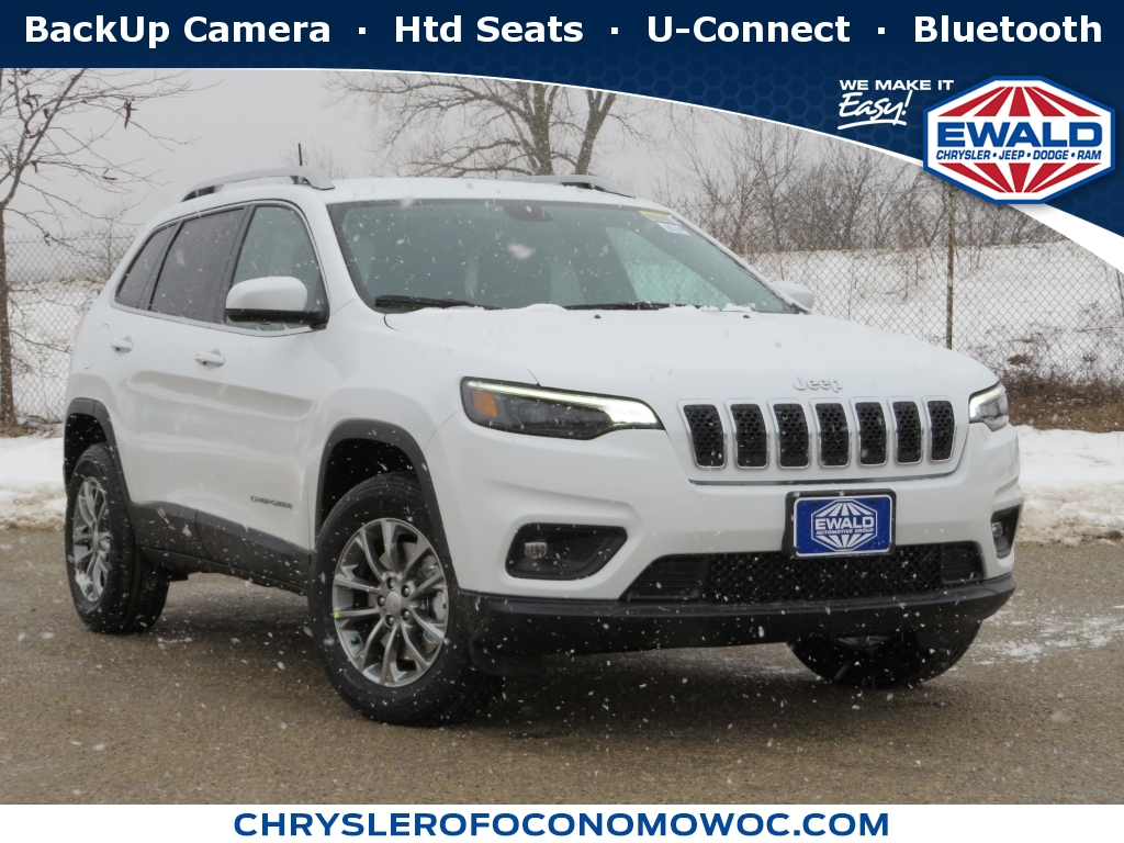 2020 Jeep Cherokee Latitude Plus, C20J161, Photo 1