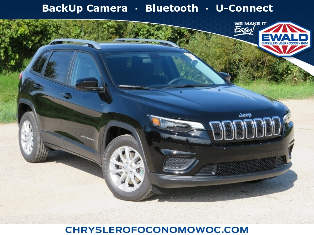 2020 Jeep Cherokee Latitude 4x4, C20J51, Photo 1