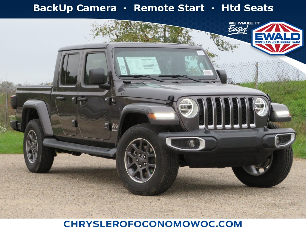 2020 Jeep Gladiator Rubicon, C20J66, Photo 1