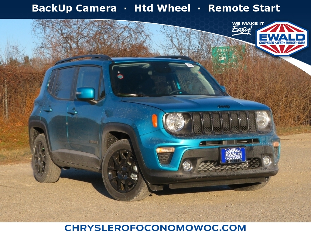 2020 Jeep Renegade Latitude 4X4, C20J150, Photo 1