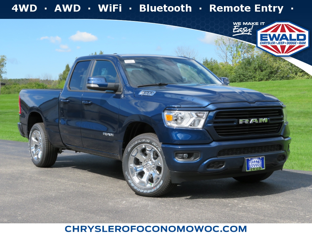 2020 Ram 1500 Limited, D20D7, Photo 1