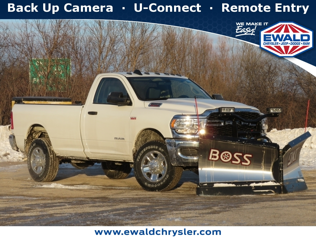 2017 Ram 2500 Big Horn, DM107A, Photo 1