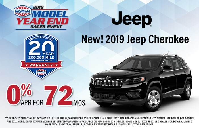 Car Leases Under 200 >> New Chrysler Jeep Dodge Ram Lease Offers Specials Ewald Cjdr