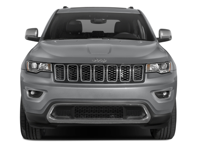 2018 Jeep Grand Cherokee front view