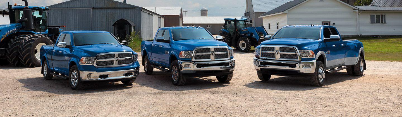 Ram Agriculture Trucks