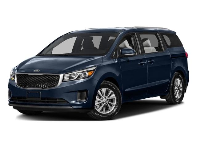 The New 2016 Kia Sedona Minivan For With Ewald