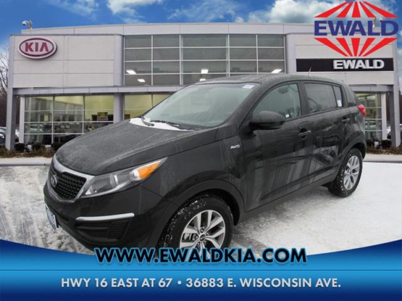 The Fantastic Kia Sportage For Lease With Ewald