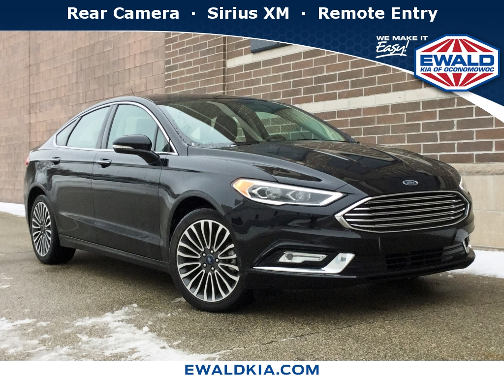 2014 Ford Fusion S, KP1760, Photo 1