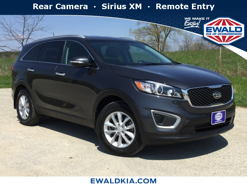 2017 Kia Sportage SX Turbo, KN1871, Photo 1