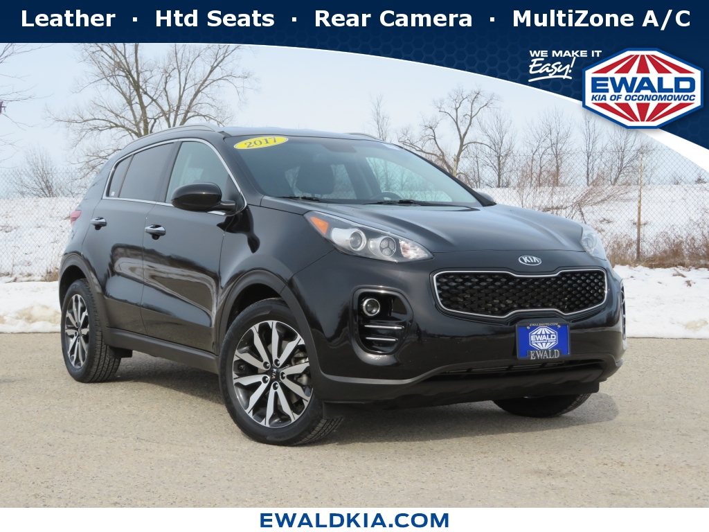 2017 Kia Sportage EX, 20K251A, Photo 1