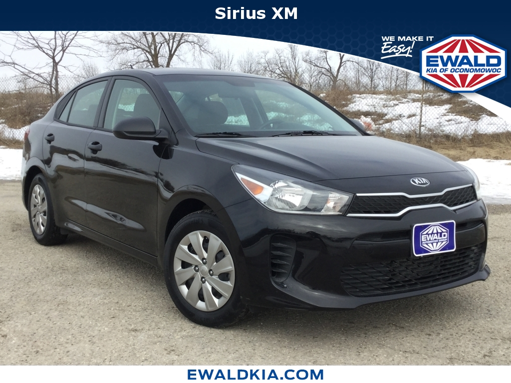 2018 Kia Rio 5-door LX, 18K380, Photo 1