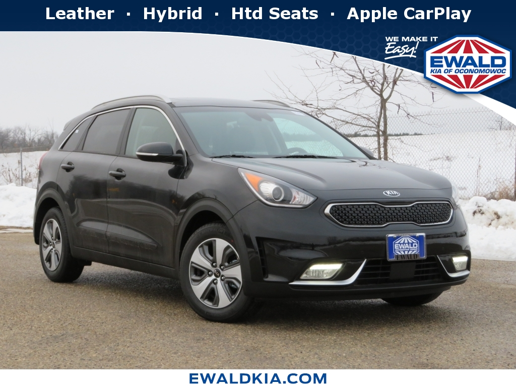 2017 Kia Niro Touring, 19K355A, Photo 1