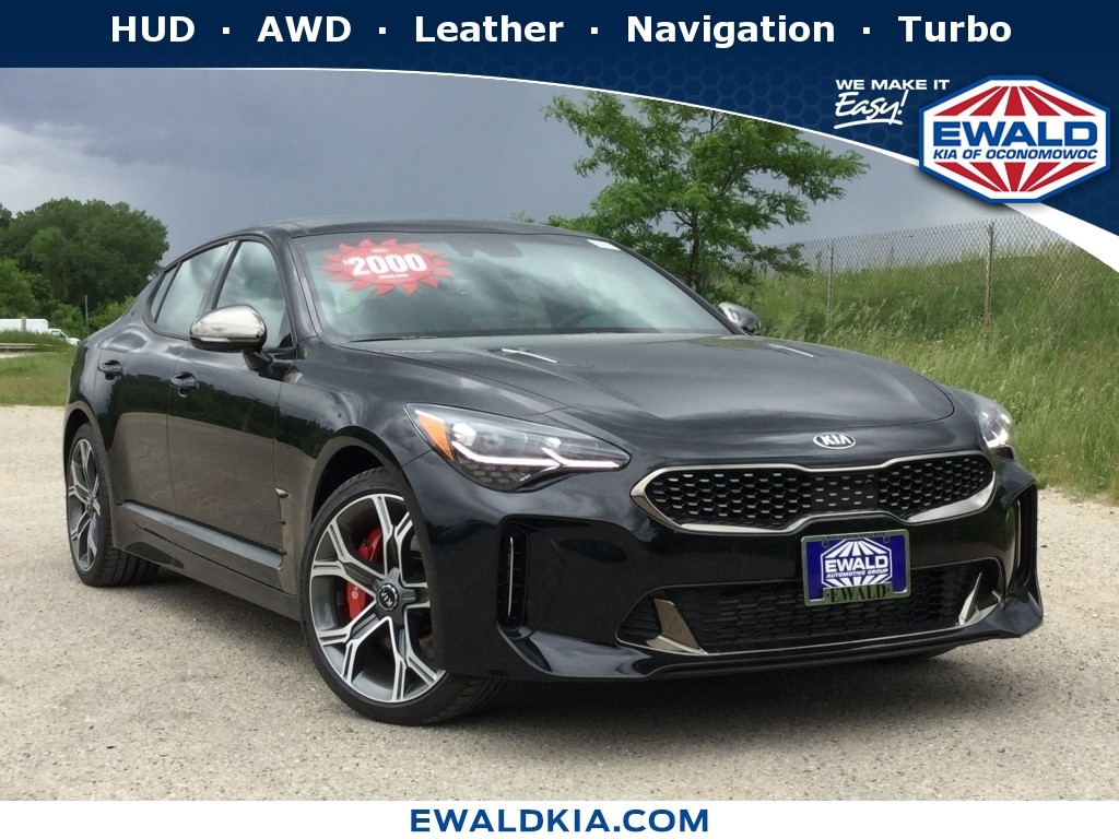 2019 Kia Stinger GT2, 19K301, Photo 1